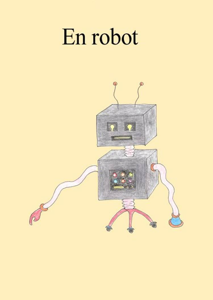 En robot af Grethe Nørgaard