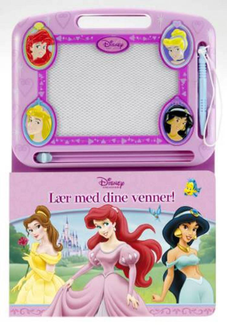 Disney Princess m. tegnetavle