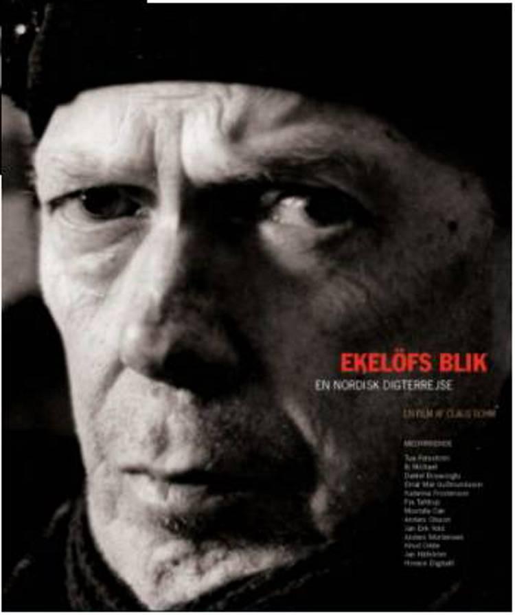 Ekelöfs blik af Gunnar Ekelöf