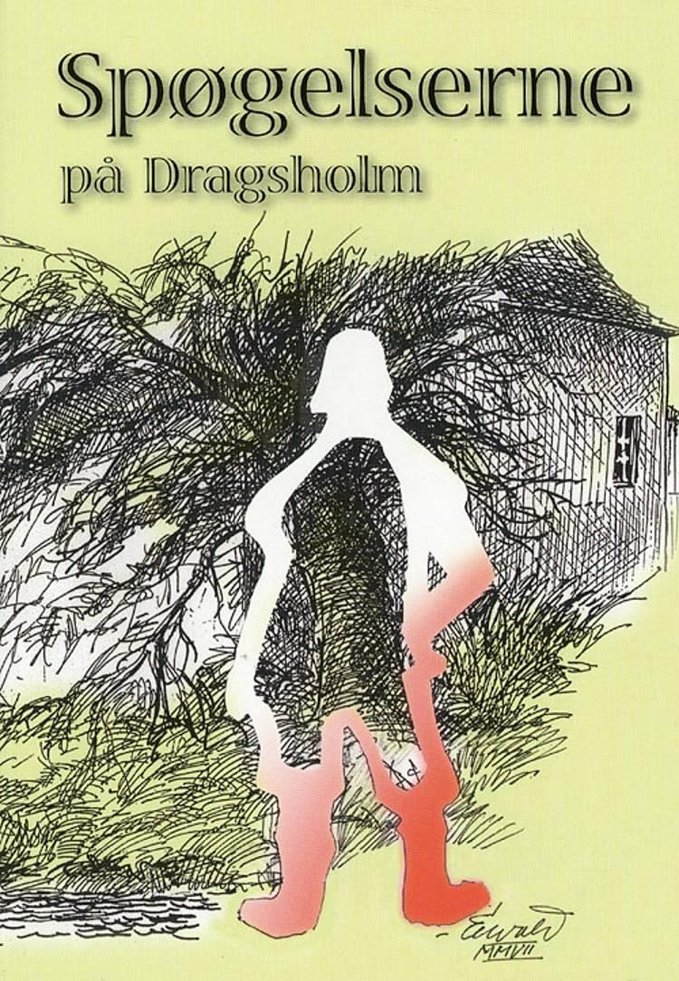 Spøgelserne på Dragsholm af Kirsten Rasmussen Jesper Wad