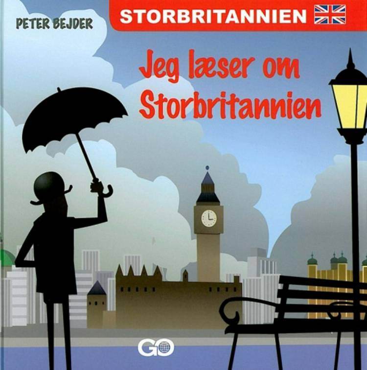 Jeg læser om Storbritannien af Peter Bejder