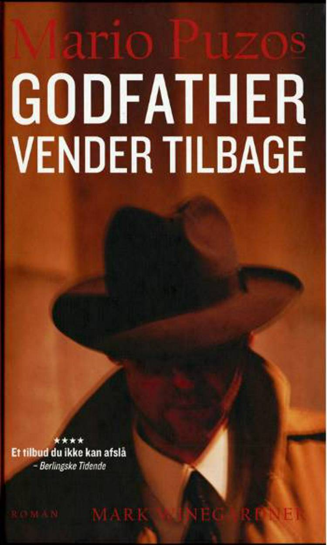 Godfather vender tilbage af Mark Winegardner