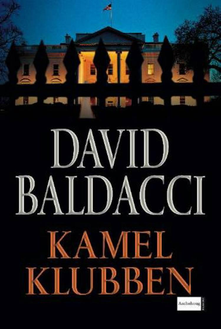 Kamelklubben af David Baldacci