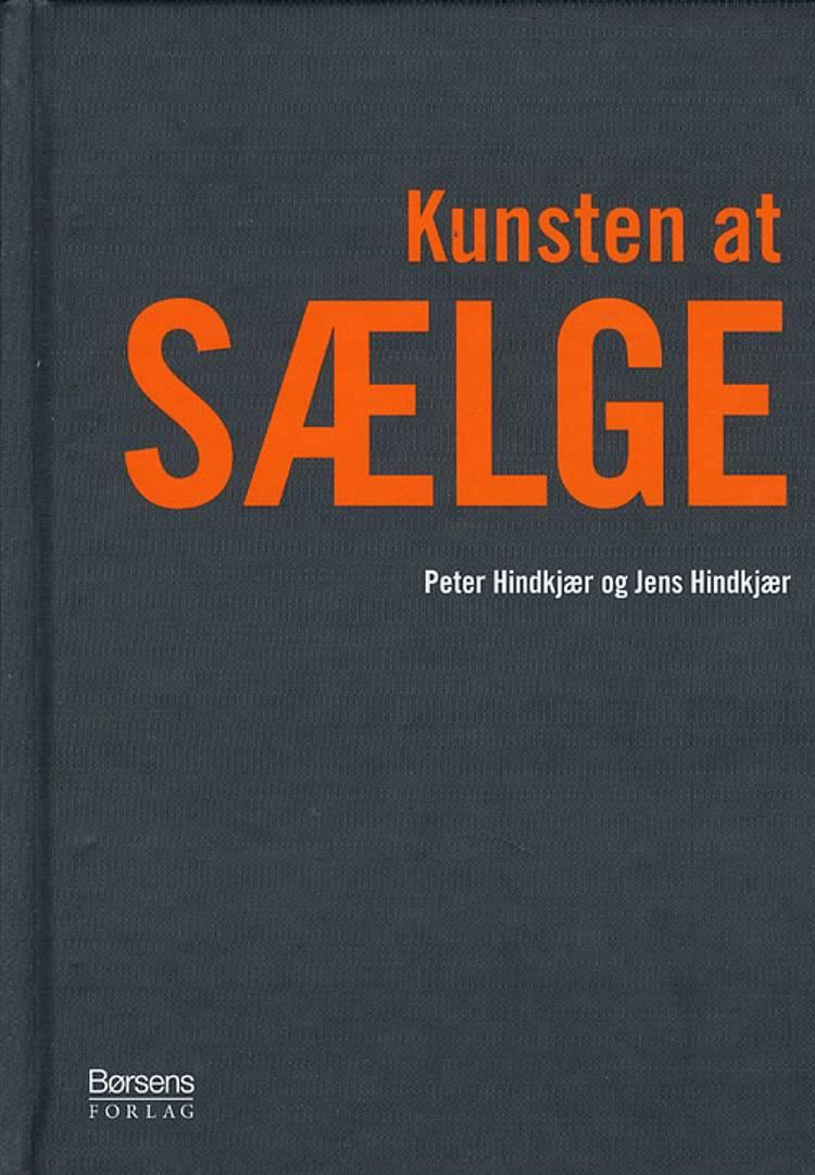 Kunsten at sælge af Jens Hindkjær og Peter Hindkjær