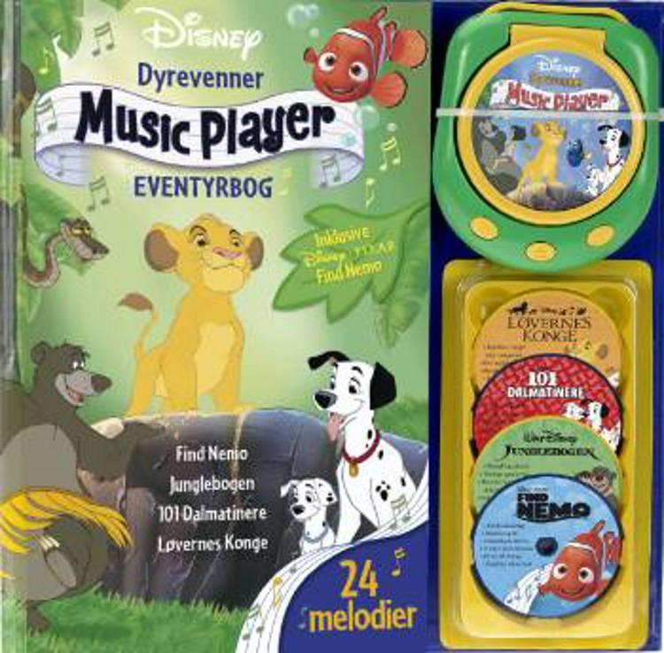 Dyrebørn music player