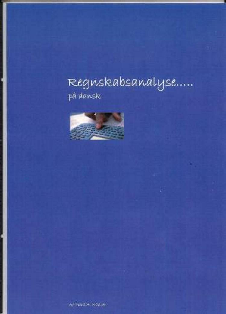 Regnskabsanalyse - på dansk af Mark A. Skriver