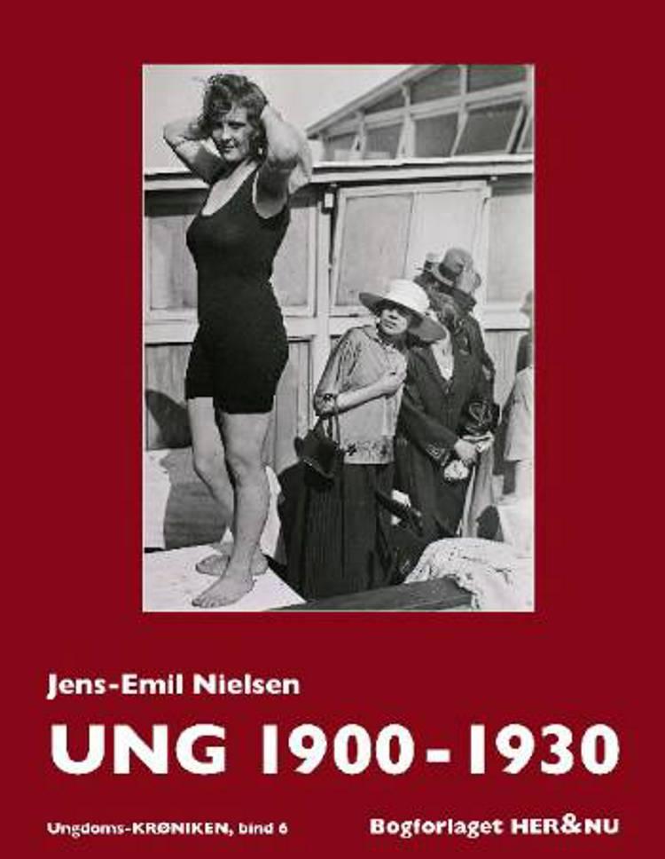 Ung 1900-1930 af Jens-Emil Nielsen