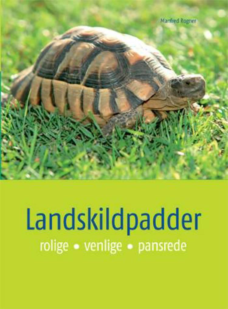 Landskildpadder af Manfred Rogner