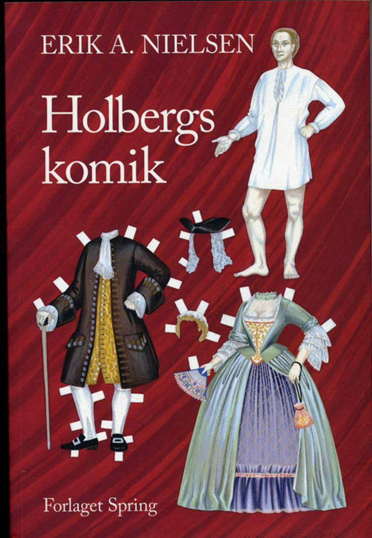 Holbergs komik af Erik A. Nielsen