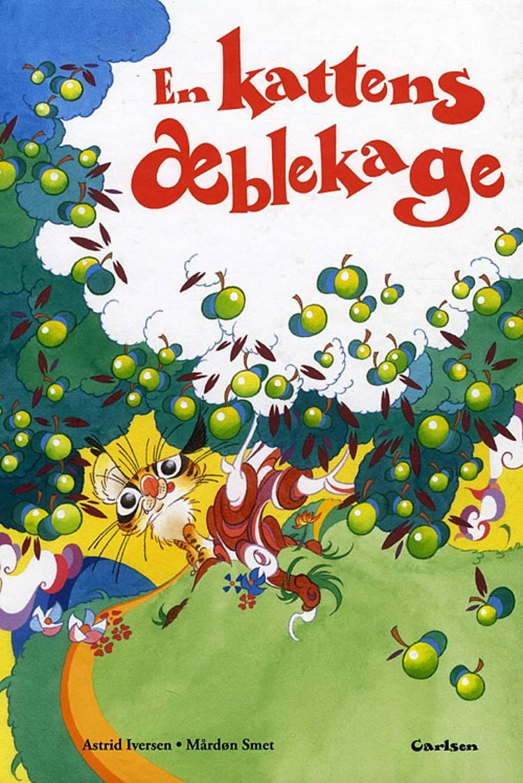 En kattens æblekage af Astrid Iversen