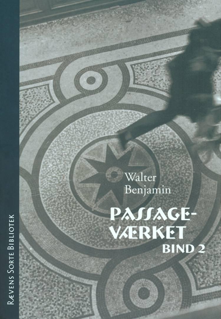 Passageværket af Walter Benjamin