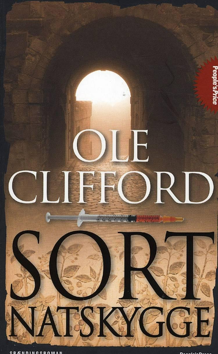 Sort natskygge af Ole Clifford