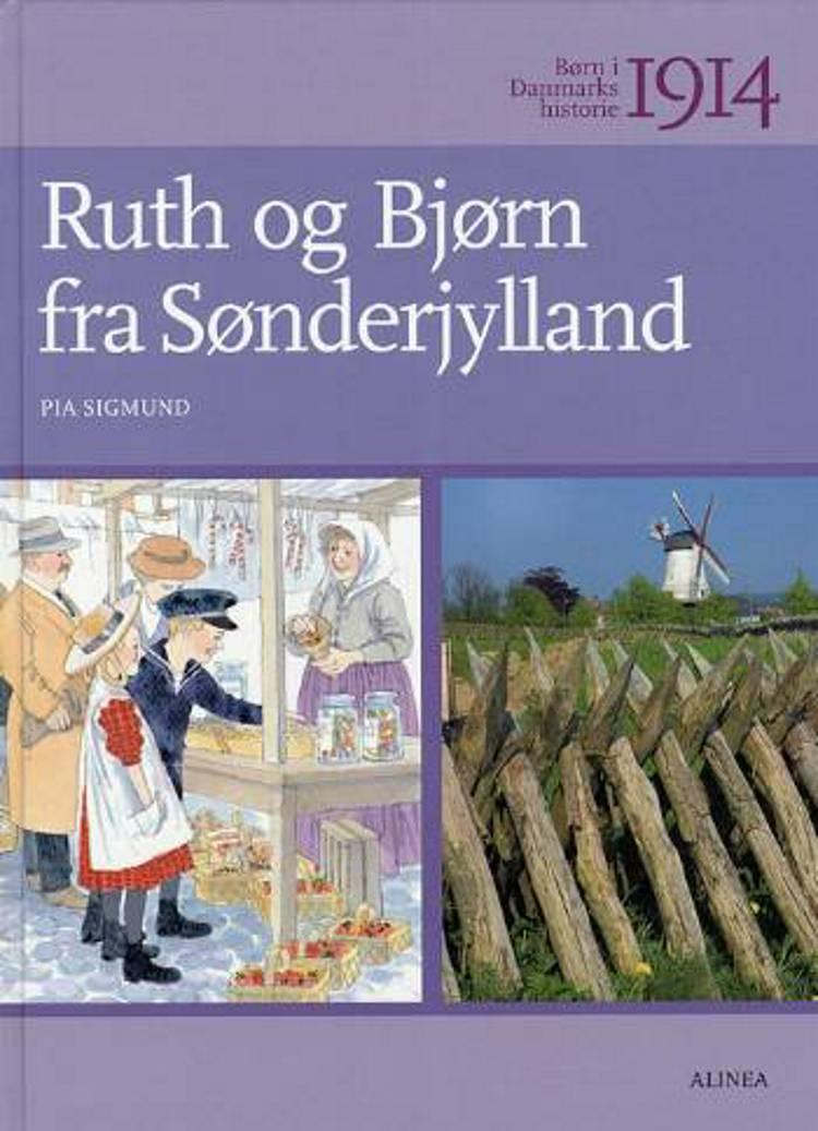 Ruth og Bjørn fra Sønderjylland af Pia Sigmund