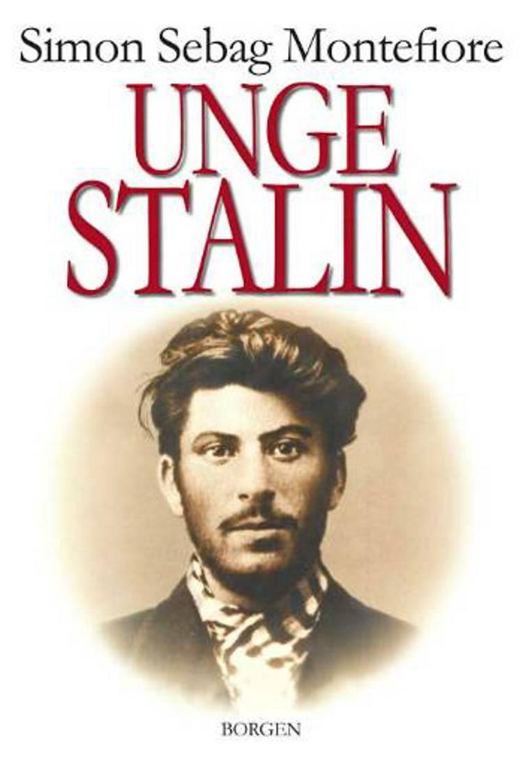 Unge Stalin af Simon Sebag Montefiore