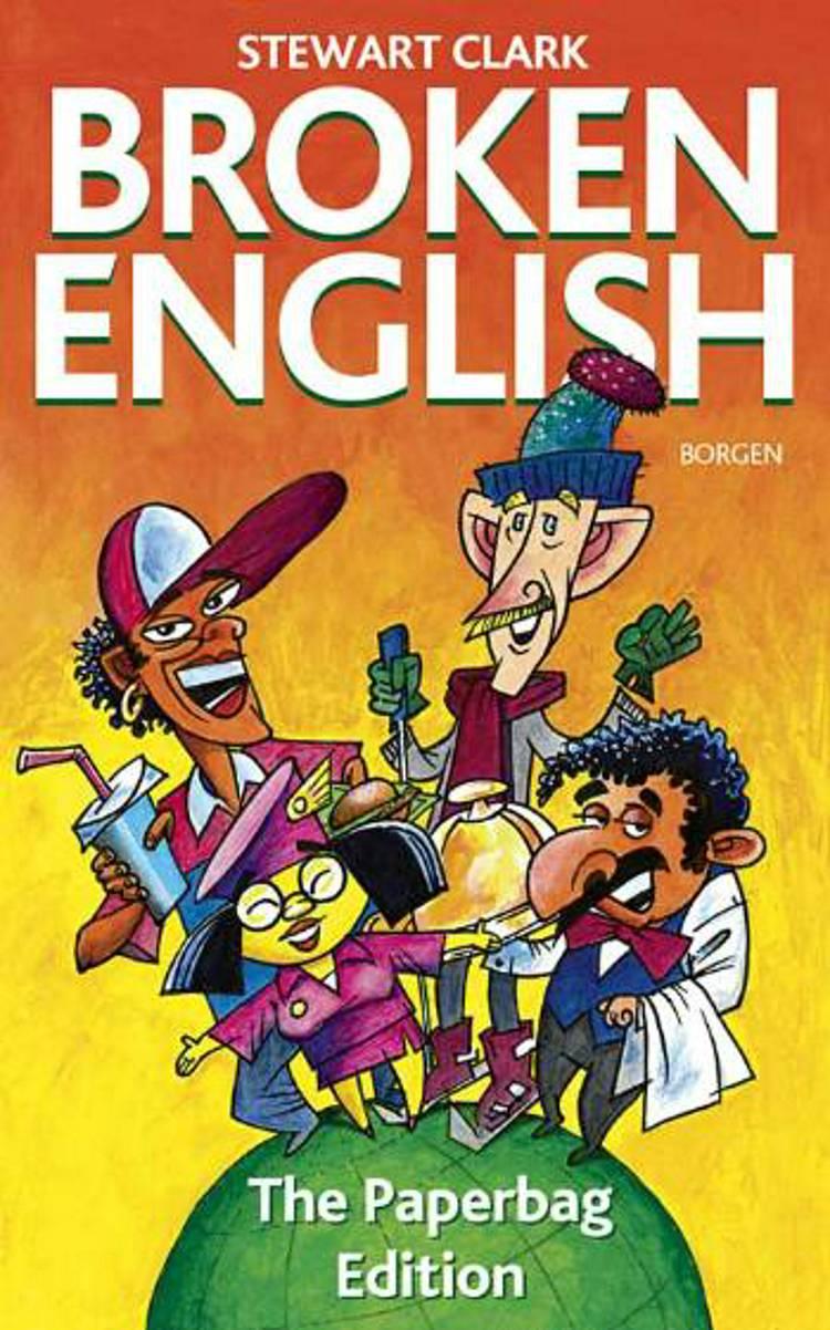 Broken English af Stewart Clark