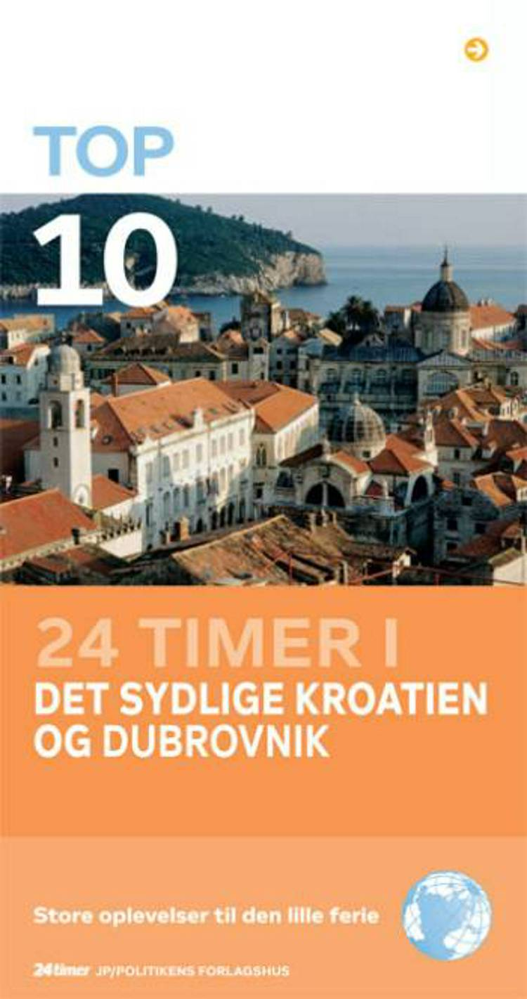 Top 10 Det sydlige Kroatien og Dubrovnik af Jenny McKelvie og Robin McKelvie