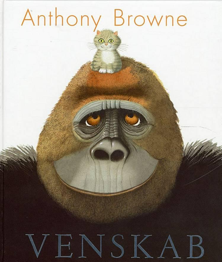 Venskab af Anthony Browne