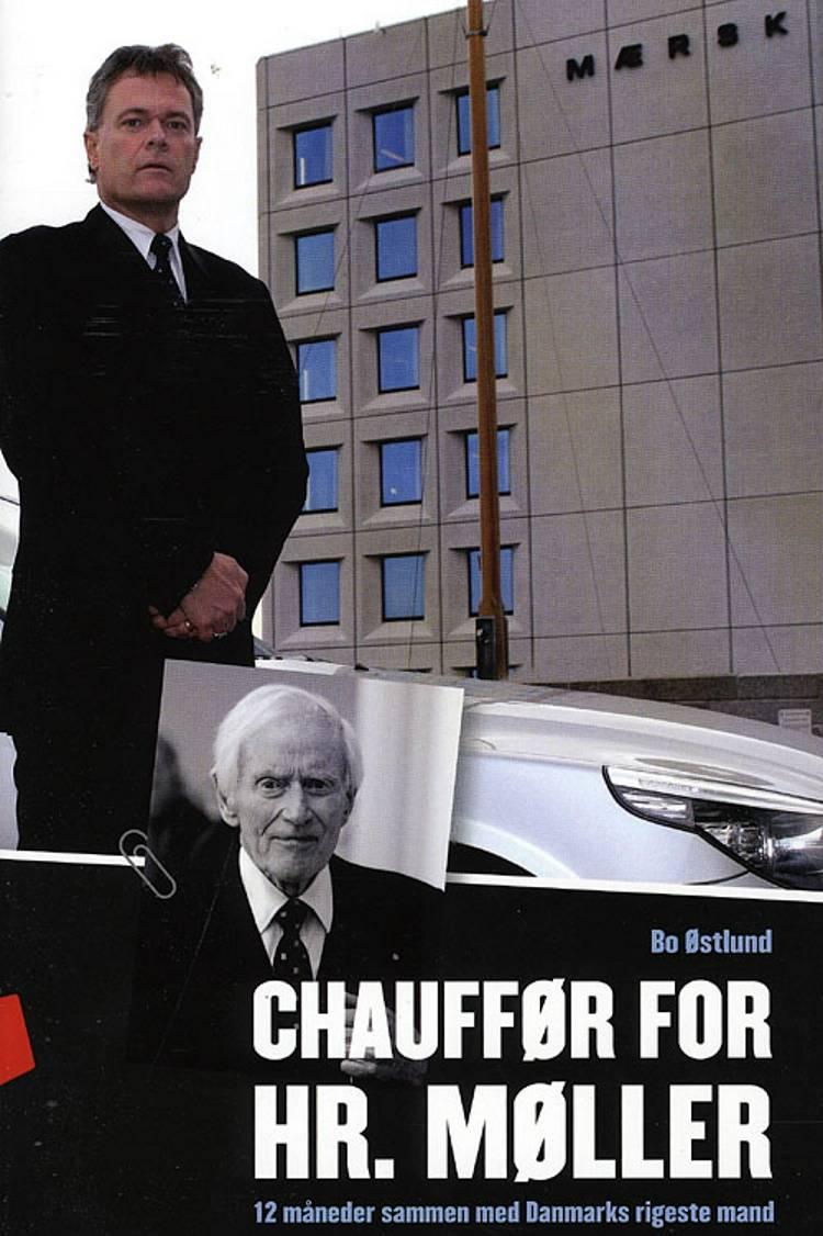 Chauffør for Hr. Møller af Bo Østlund