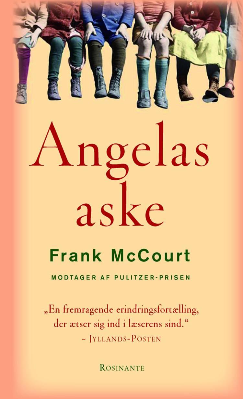 Angelas aske af Frank McCourt