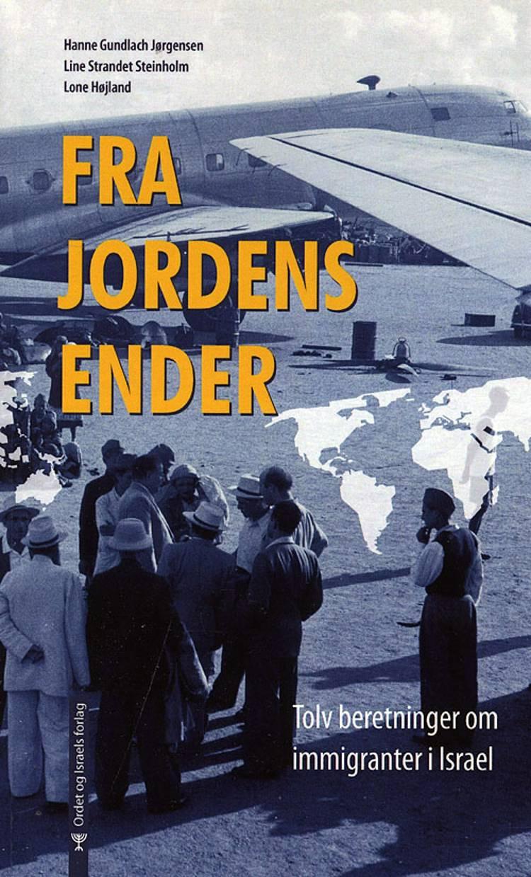 Fra jordens ender af Hanne Gundlach Jørgensen
