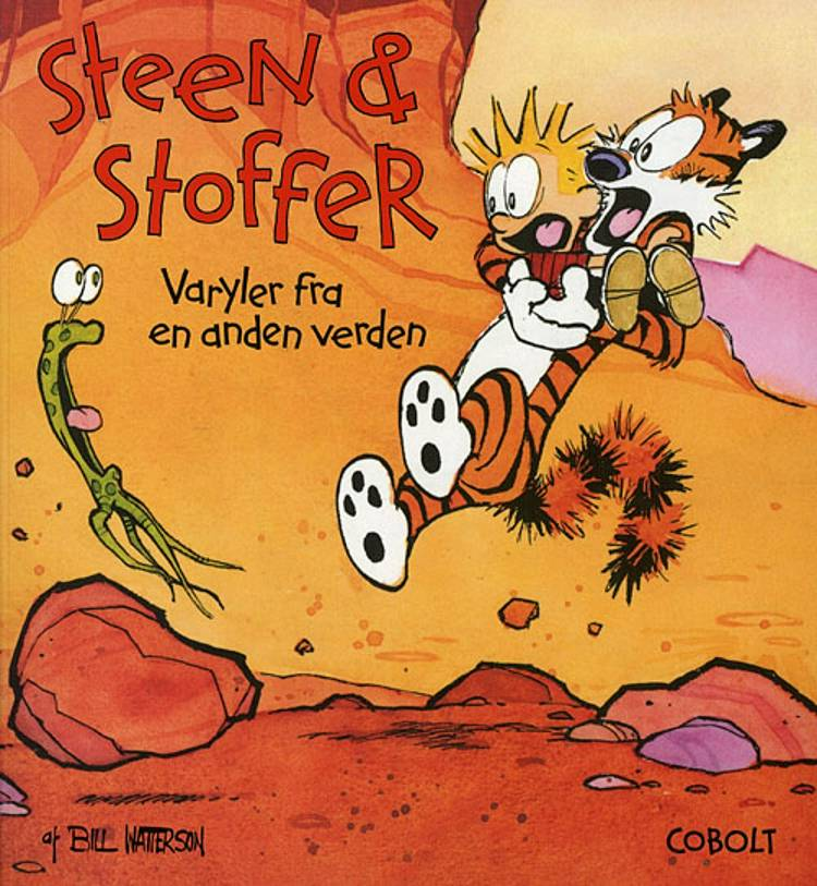 Steen & Stoffer af Bill Watterson