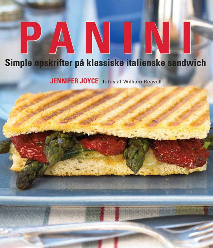 Panini af Jennifer Joyce