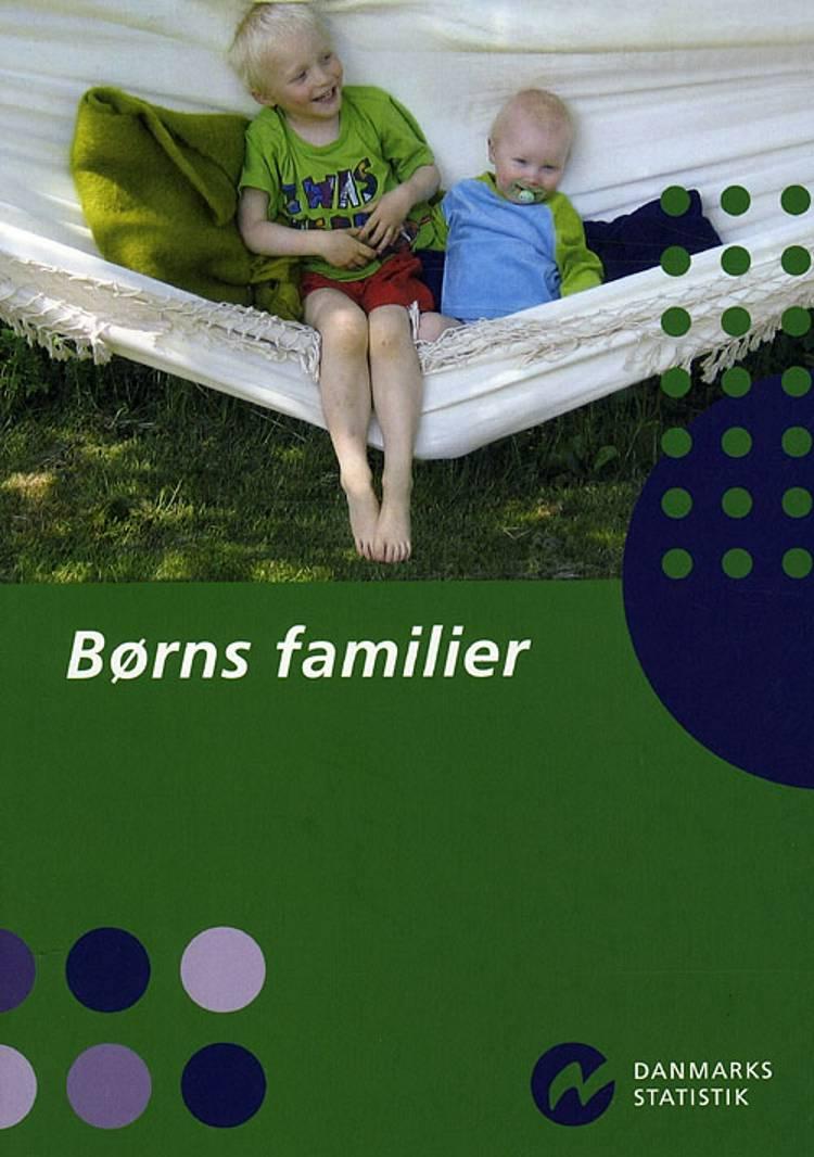 Børns familier af Danmarks Statistik