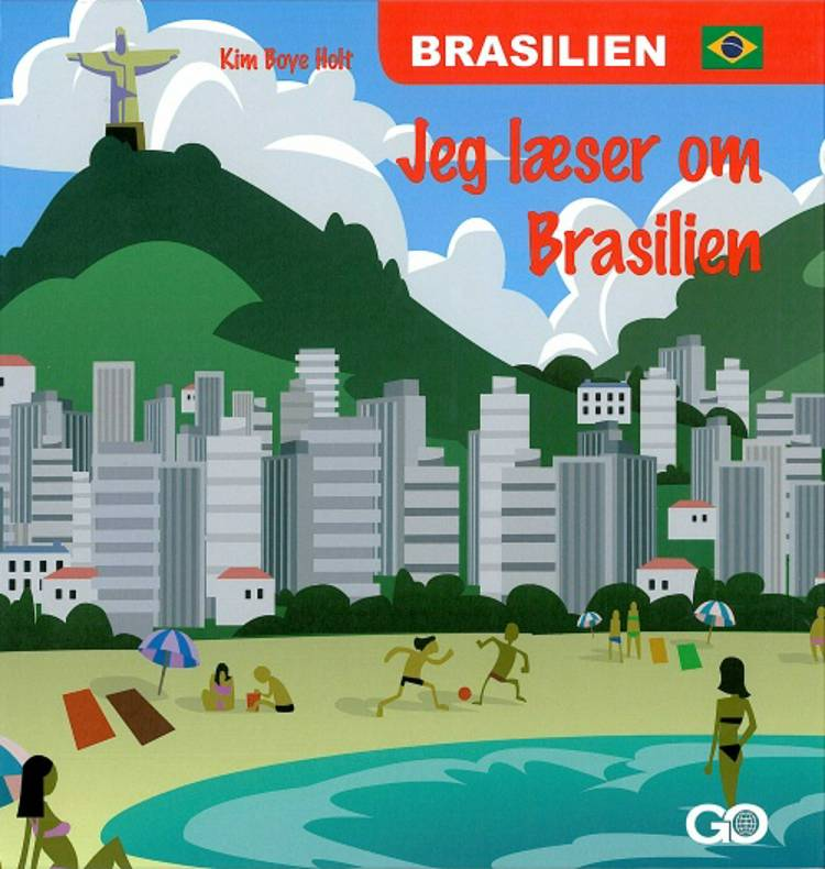 Jeg læser om Brasilien af Kim Boye Holt