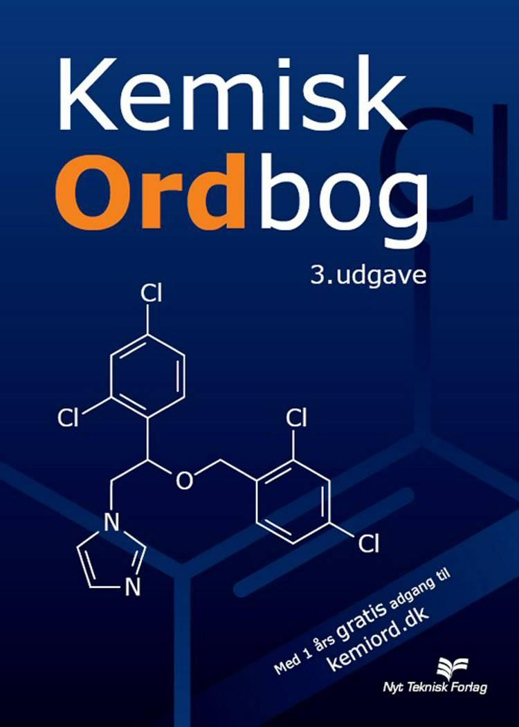 Kemisk ordbog af Poul Andersen