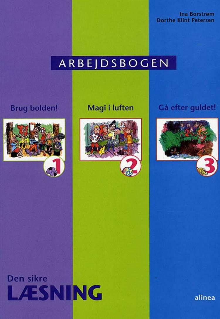 Arbejdsbogen 1, 2, 3 af Dorthe Klint Petersen og Ina Borstrøm