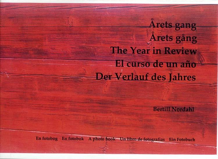 Årets gang af Bertill Nordahl