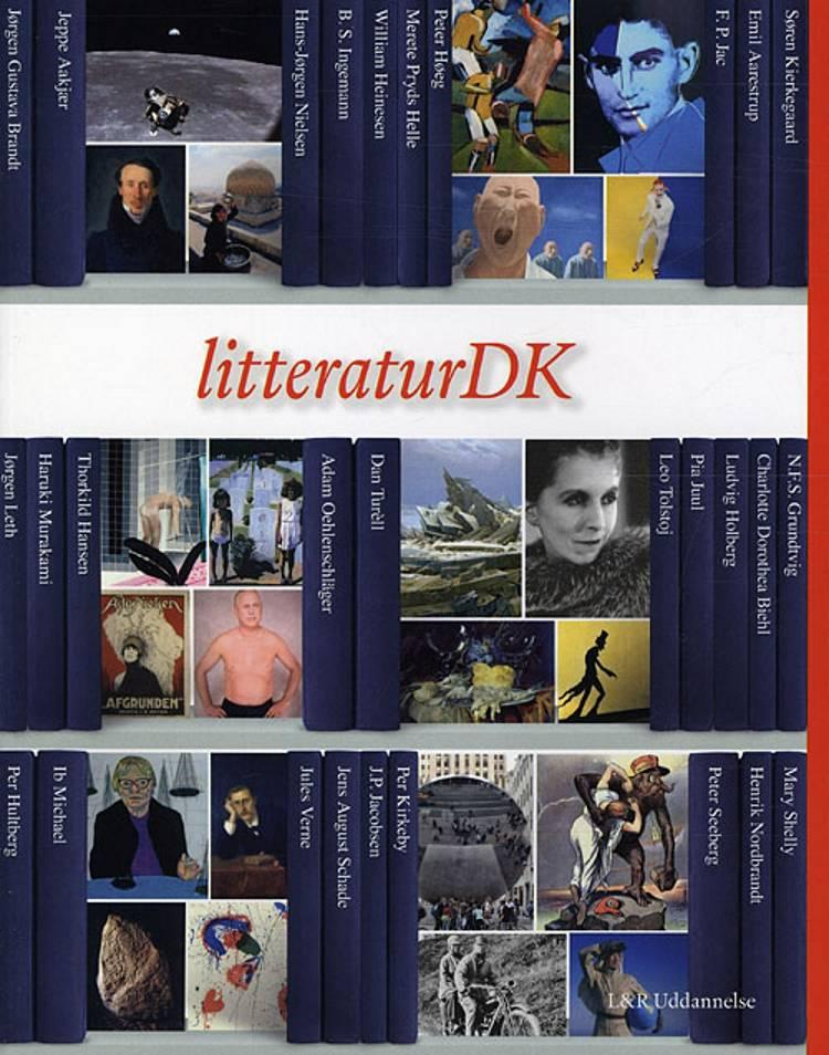 LitteraturDK af Dan Ringgaard, Mette Jørgensen og Brian Andreasen m.fl.