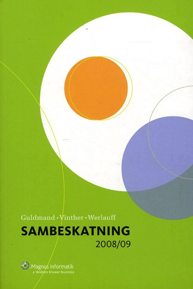 Sambeskatning af Erik Werlauff, Jan Guldmand Hansen og Nikolaj Vinther