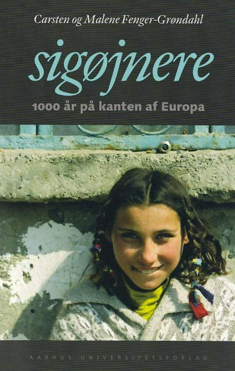 Sigøjnere af Malene Fenger-Grøndahl og Carsten Fenger-Grøndahl