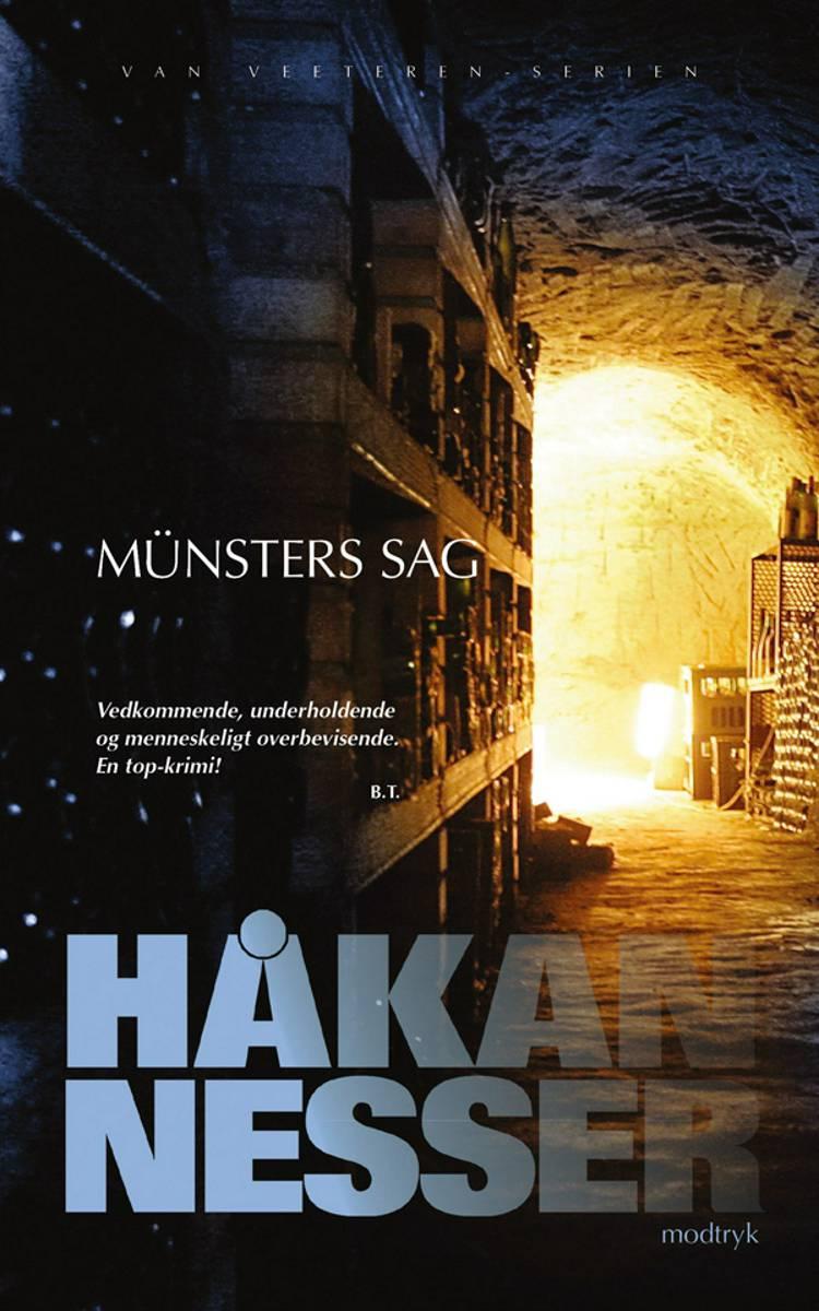 Münsters sag af Håkan Nesser