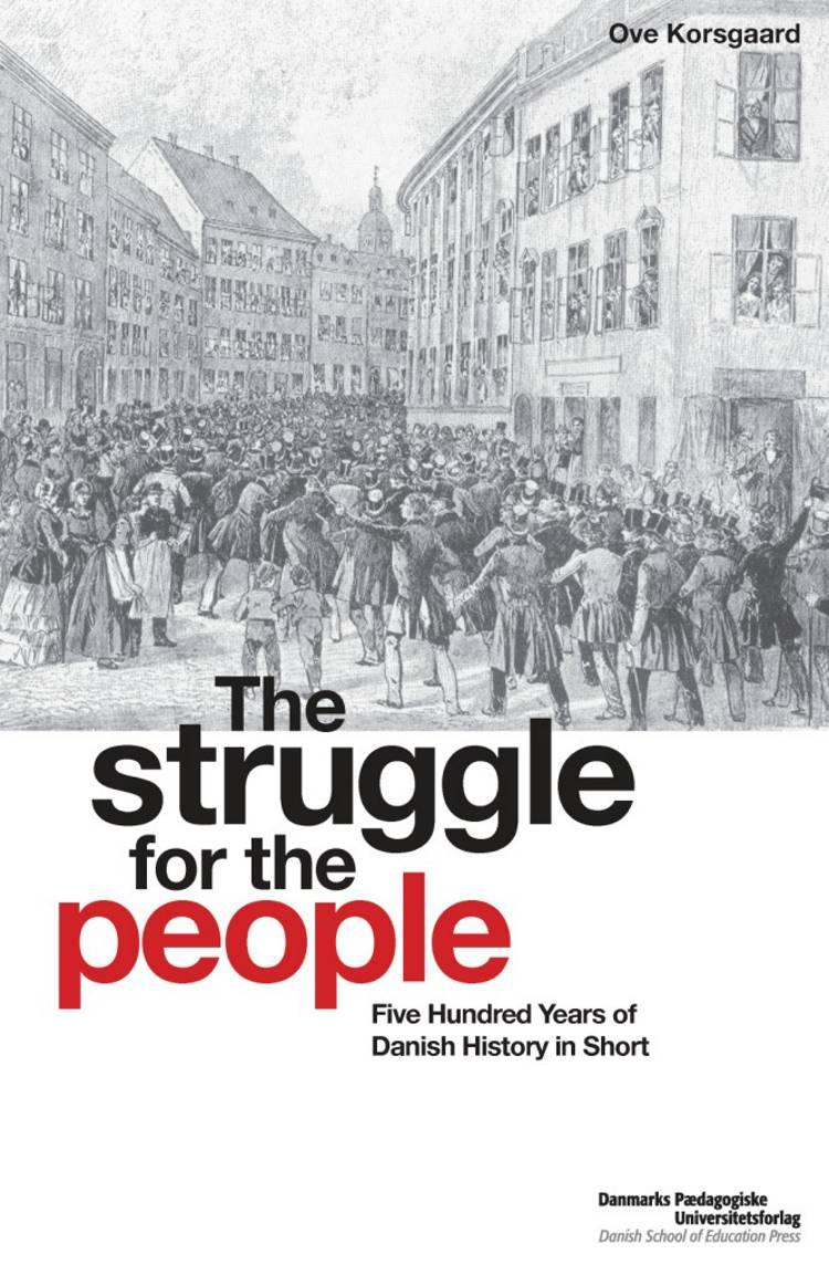 The Struggle for the People af Ove Korsgaard