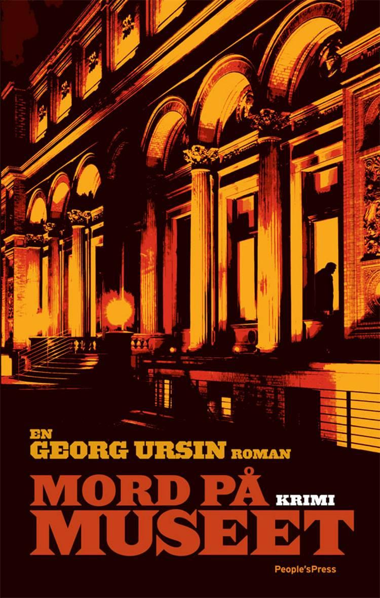 Mord på museet af Georg Ursin