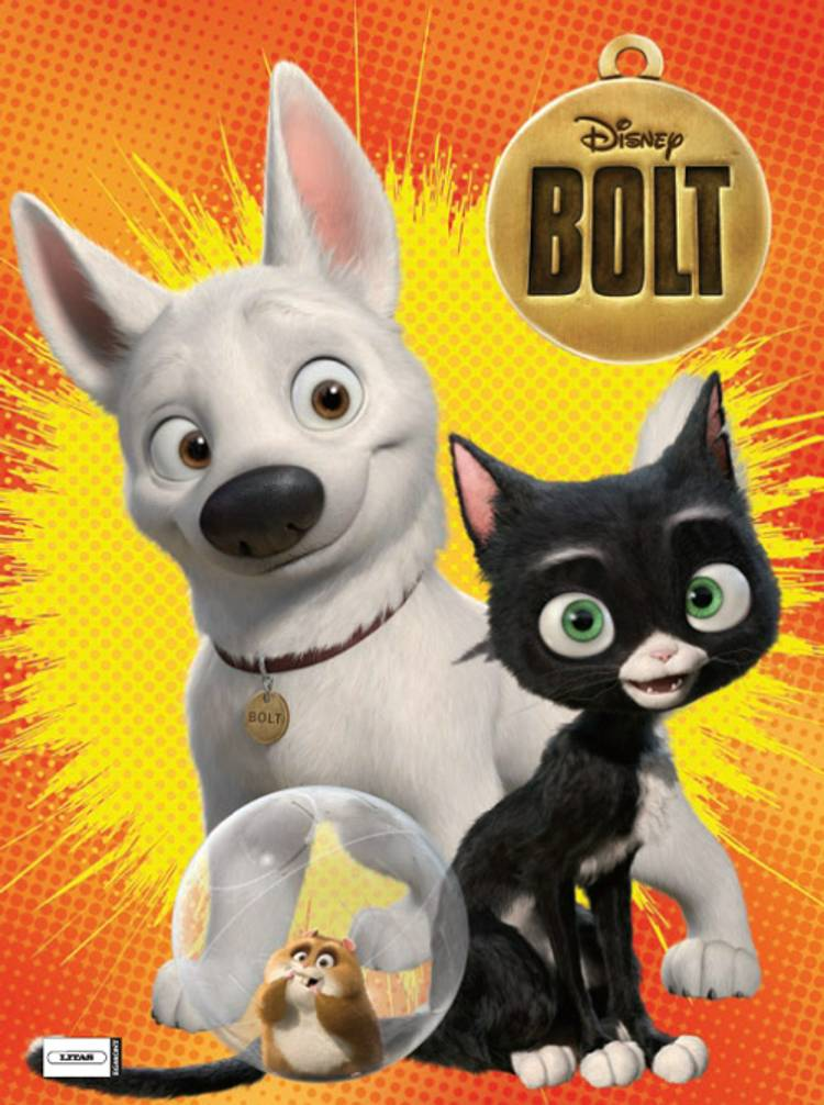 Bolt af Disney