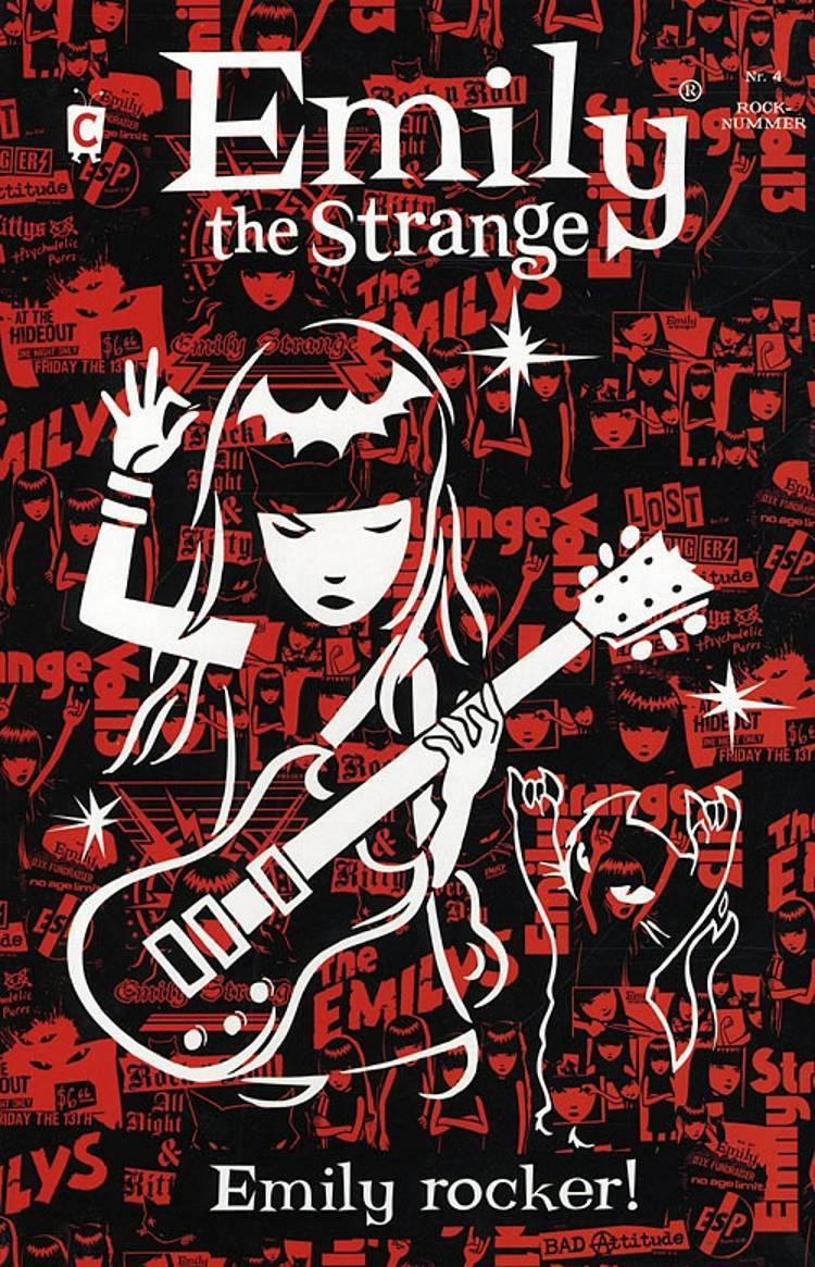 Emily rocker! af Rob Reger