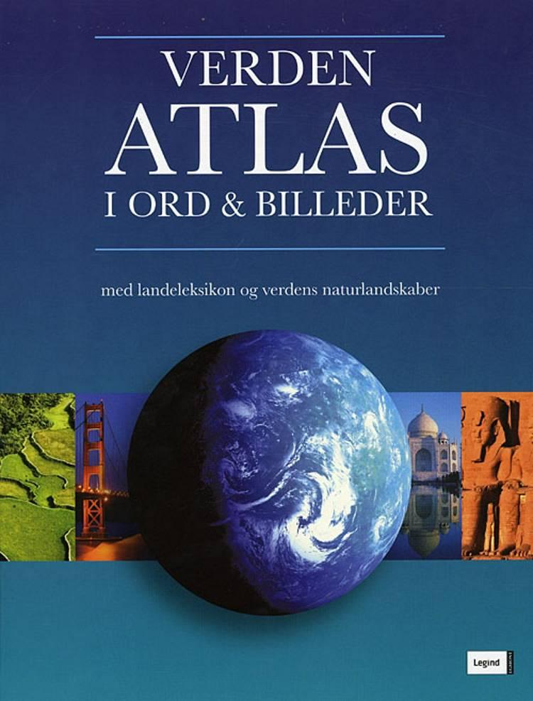 Verden - Atlas i ord og billeder