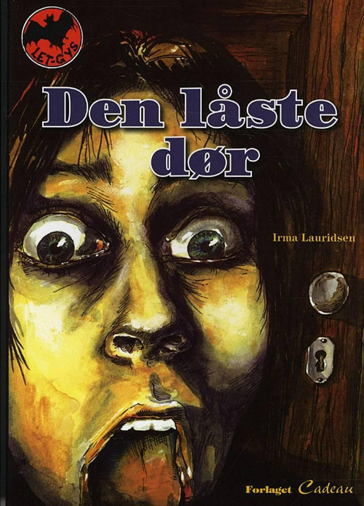 Den låste dør af Irma Lauridsen