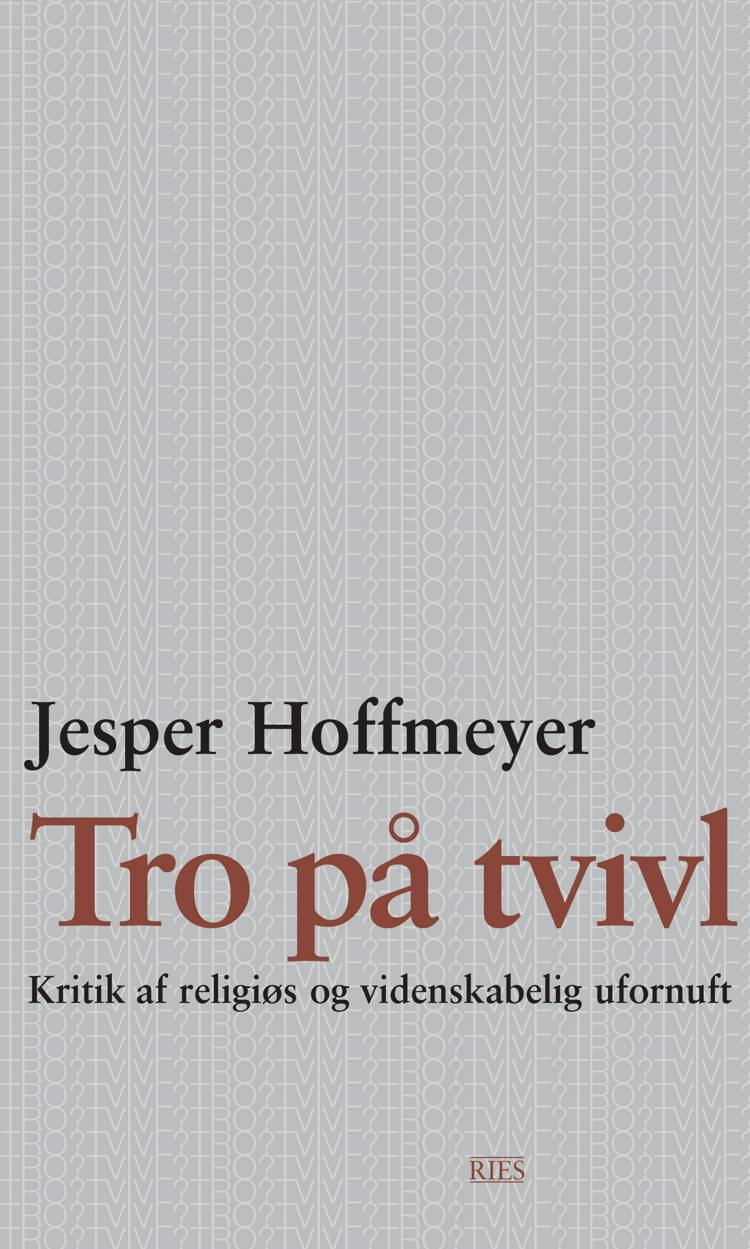 Tro på tvivl af Jesper Hoffmeyer