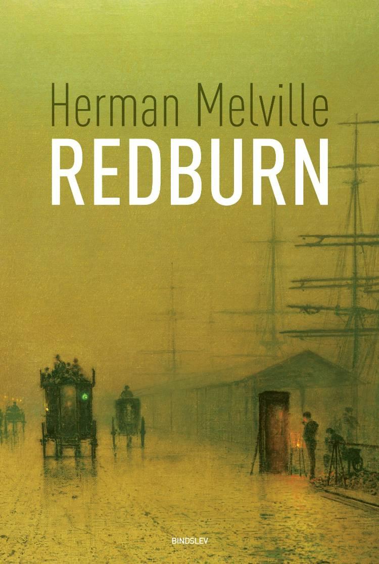 Redburn af Herman Melville