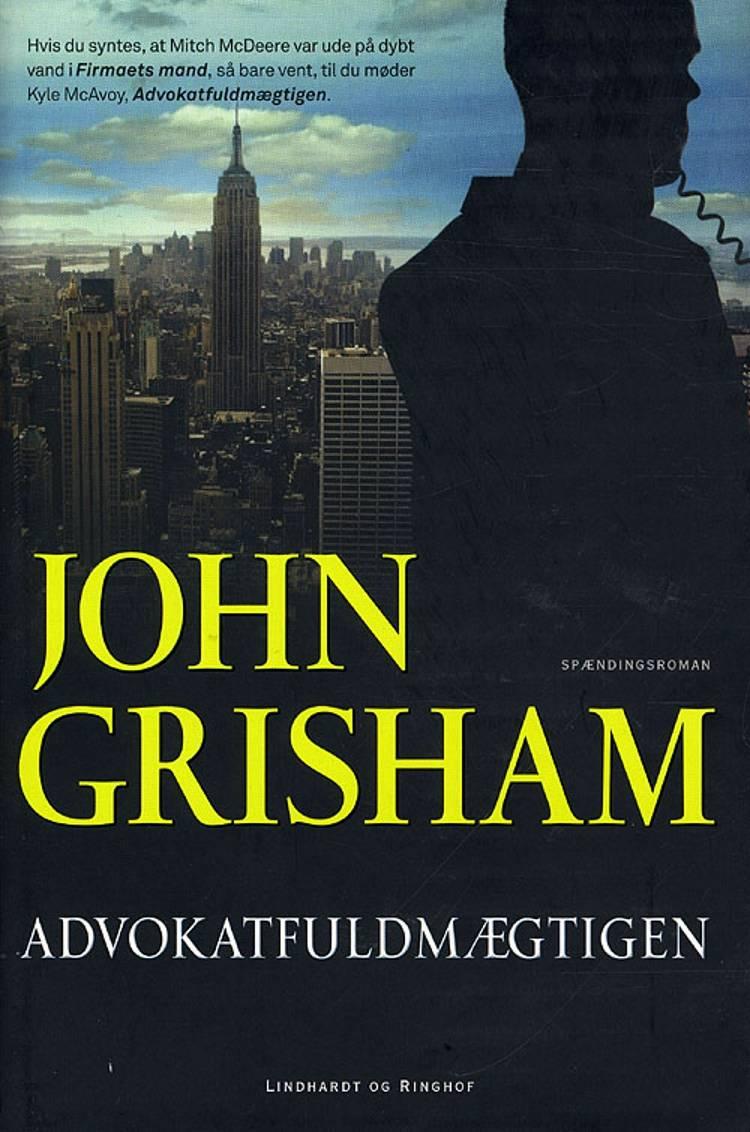 Advokatfuldmægtigen af John Grisham