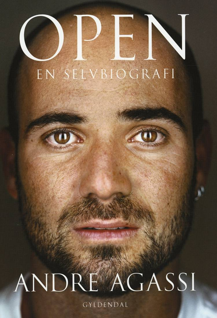 Open af Andre Agassi