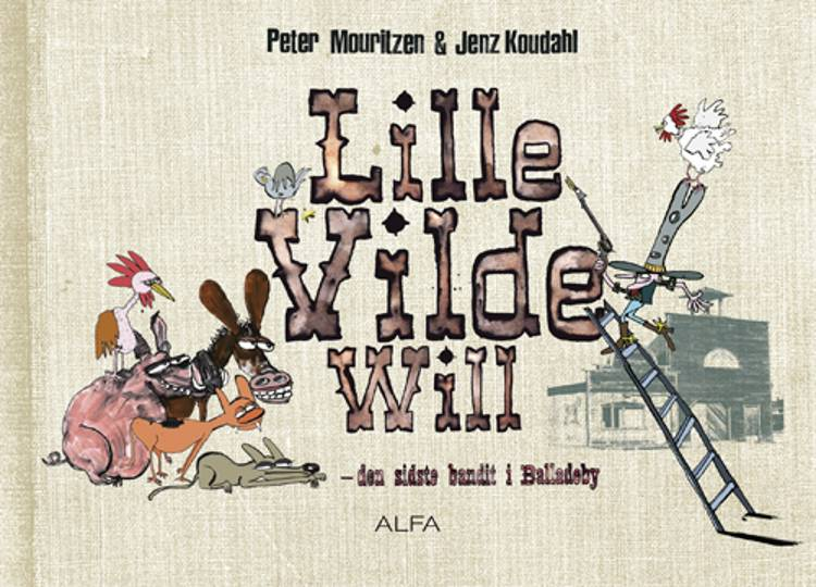 Lille Vilde Will af Peter Mouritzen