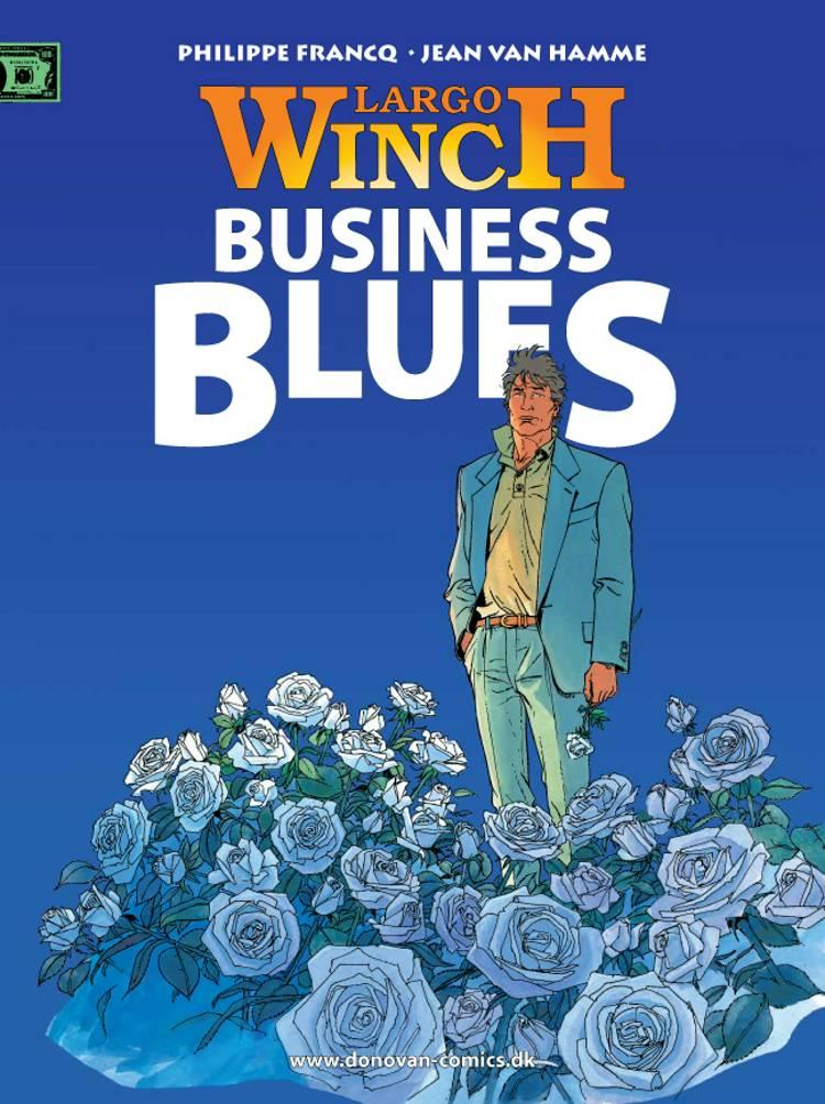 Business blues af Jean van Hamme
