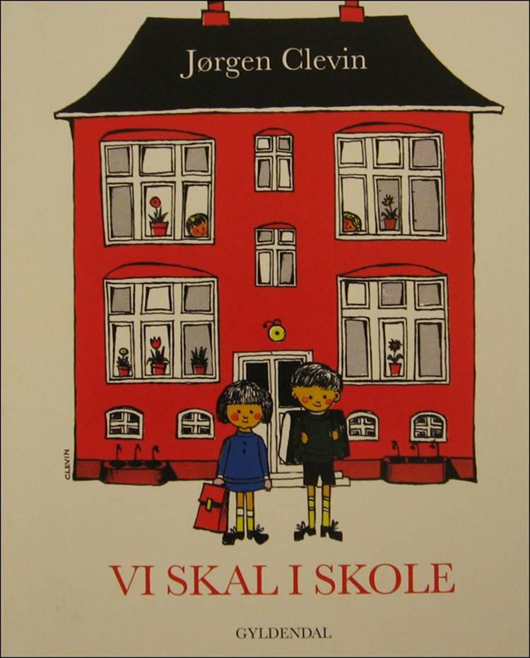 Vi skal i skole af Jørgen Clevin