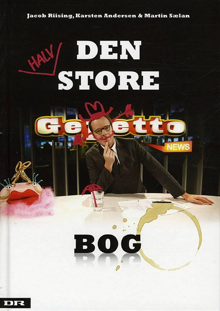 Den halvstore Gepetto bog af Karsten Andersen og Jacob Riising