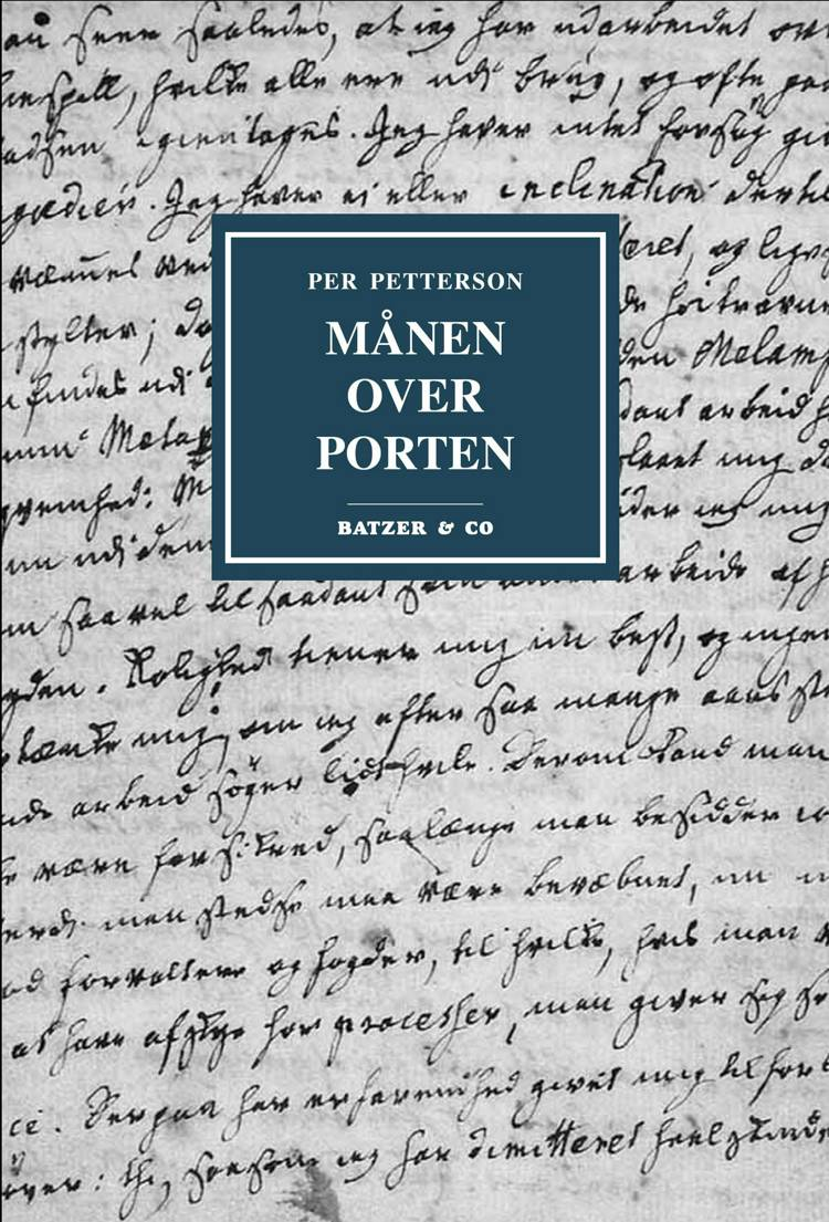 Månen over Porten af Per Petterson